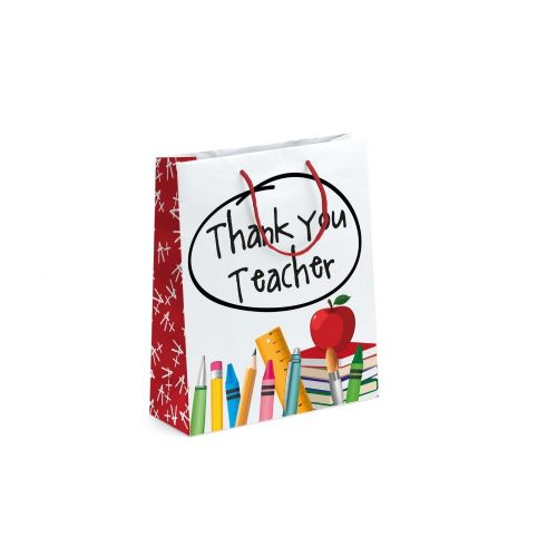 THANK YOU TEACHER GIFT BAG MEDIUM
